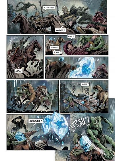Page 4 Les maîtres inquisiteurs tome 16 + ex-libris offert