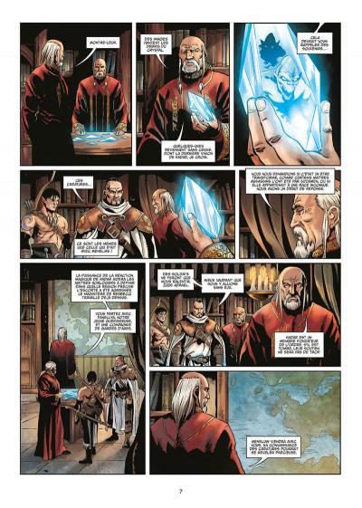 Page 7 Les maîtres inquisiteurs tome 16 + ex-libris offert