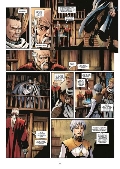 Page 8 Les maîtres inquisiteurs tome 16 + ex-libris offert