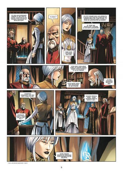 Page 9 Les maîtres inquisiteurs tome 16 + ex-libris offert