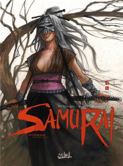 Couverture Samurai - intégrale tomes 9 à 13