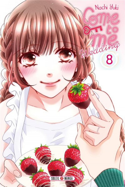 Couverture Come to me wedding tome 8