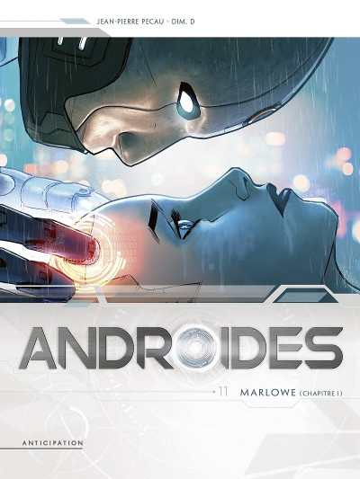 Couverture Androïdes tome 11