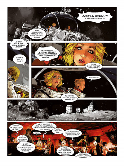 Page 4 Androïdes tome 10
