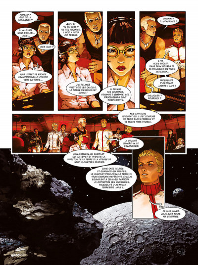 Page 5 Androïdes tome 10