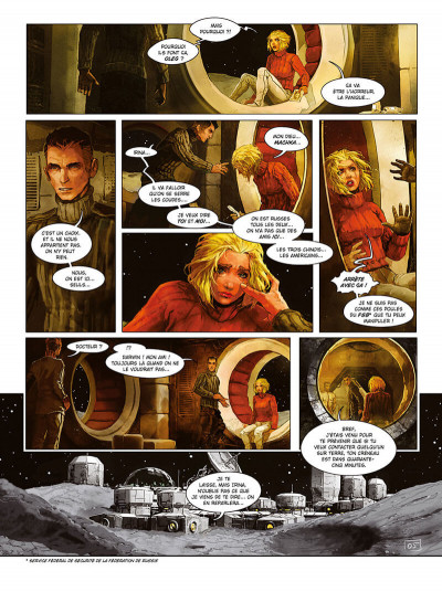 Page 7 Androïdes tome 10