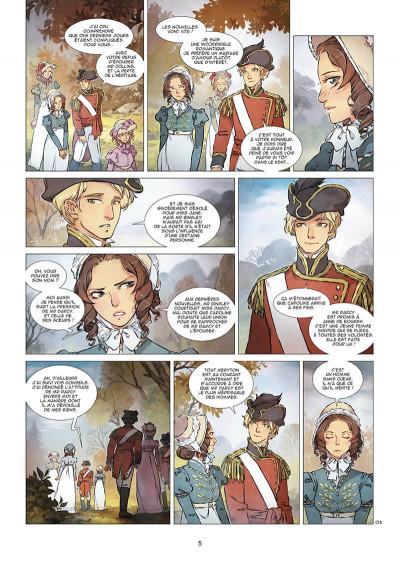 Page 5 Orgueil et préjugés tome 2
