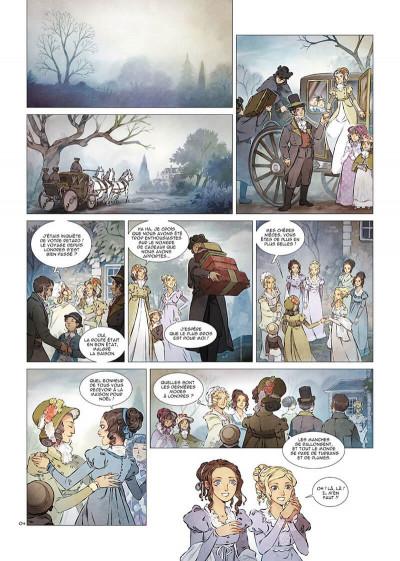 Page 6 Orgueil et préjugés tome 2