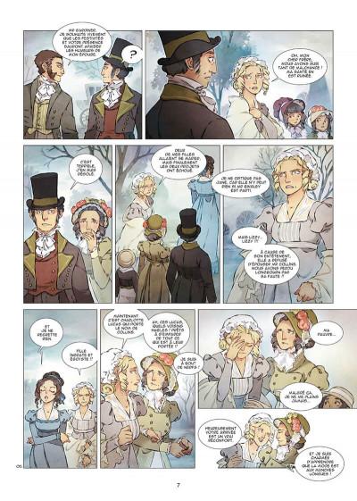 Page 7 Orgueil et préjugés tome 2