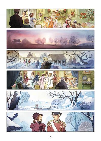 Page 8 Orgueil et préjugés tome 2