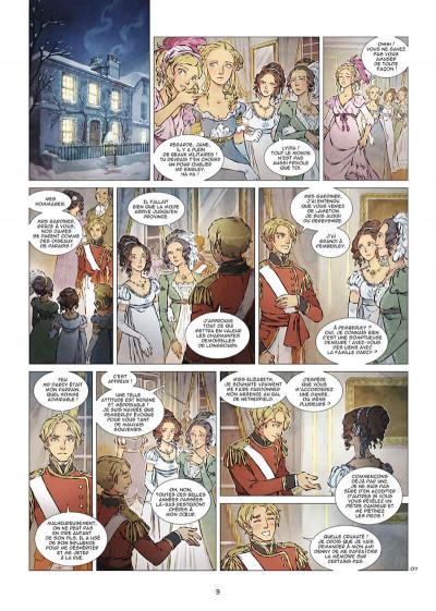 Page 9 Orgueil et préjugés tome 2