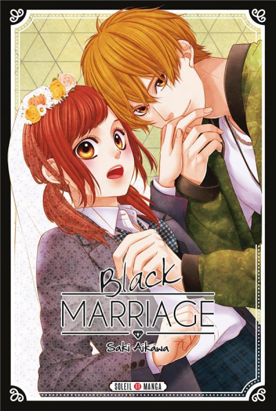Couverture Black marriage tome 1
