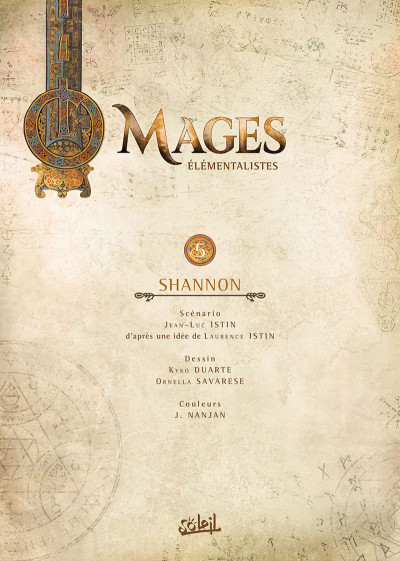 Page 1 Mages tome 5