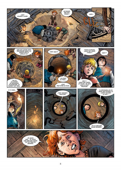 Page 5 Mages tome 5