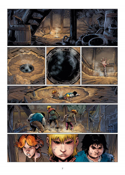 Page 7 Mages tome 5