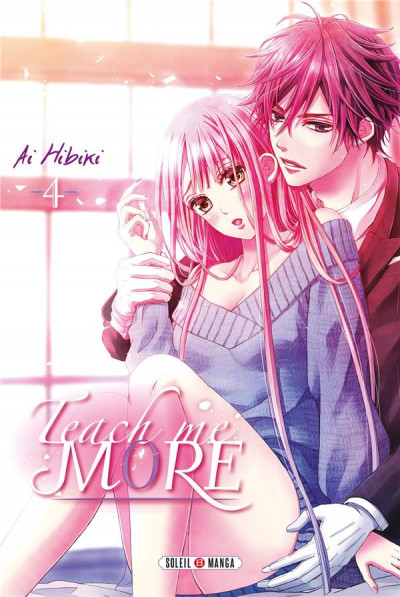 Couverture Teach me more tome 4
