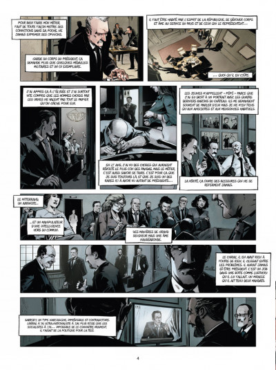 Page 1 Zombies Néchronologies tome 1