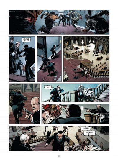 Page 3 Zombies Néchronologies tome 1