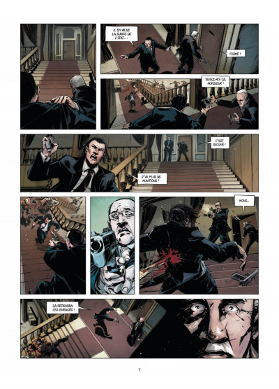Page 4 Zombies Néchronologies tome 1