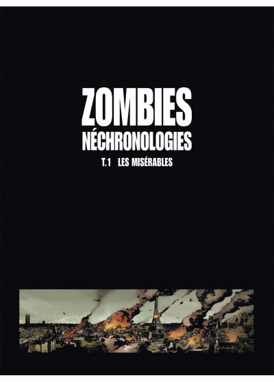 Page 5 Zombies Néchronologies tome 1