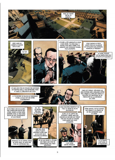 Page 6 Zombies Néchronologies tome 1