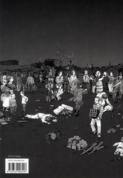Dos demain, demain T.1 - Nanterre, bidonville de la folie - 1962-1966