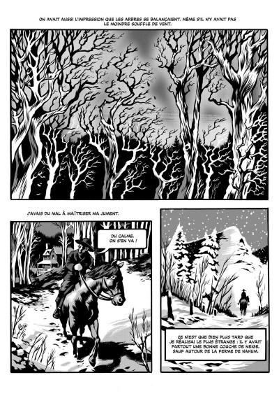 Page 2 l'invisible et autres contes fantastiques