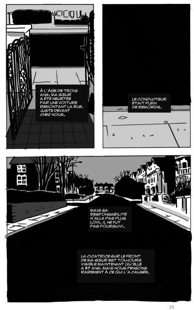 Page 1 bande d'arrêt d'urgence