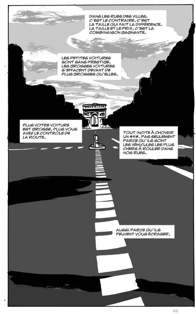 Page 3 bande d'arrêt d'urgence