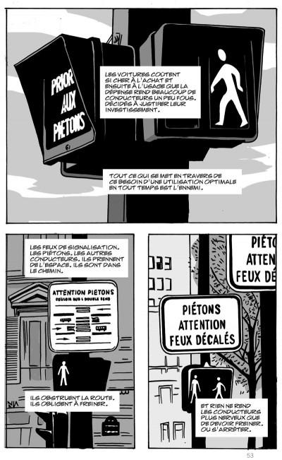 Page 4 bande d'arrêt d'urgence