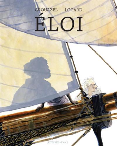 Couverture Eloi