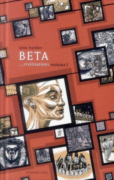 Couverture beta...civilisations