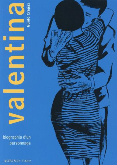 Couverture Valentina tome 1