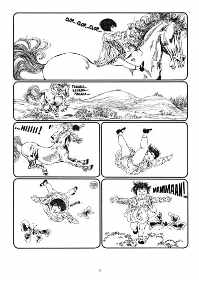 Page 1 Valentina tome 1
