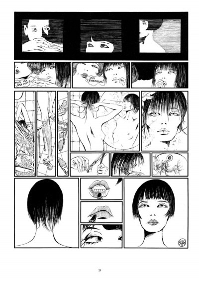 Page 3 Valentina tome 1