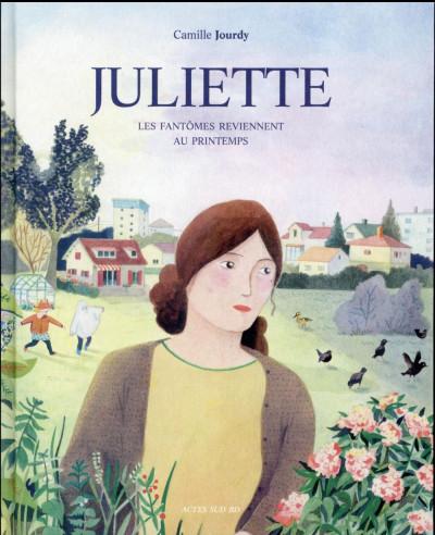 Couverture Juliette