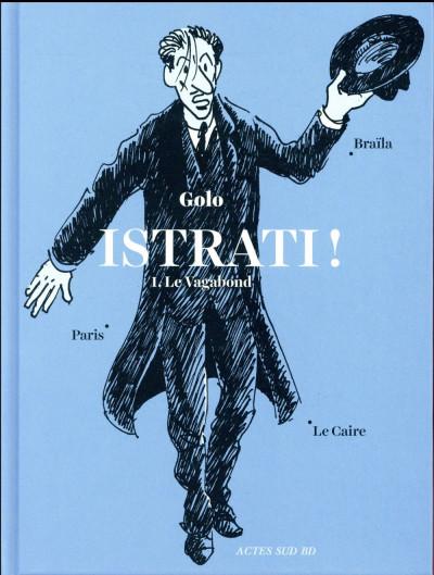 Couverture Istrati ! tome 1