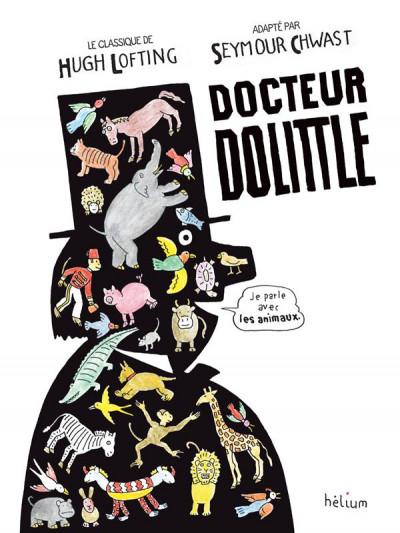 Couverture Docteur Dolittle