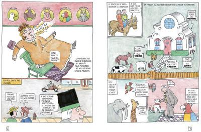 Page 1 Docteur Dolittle