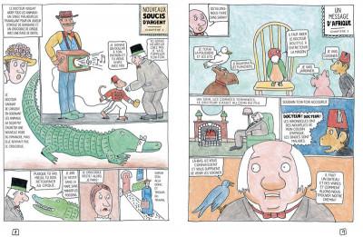 Page 2 Docteur Dolittle