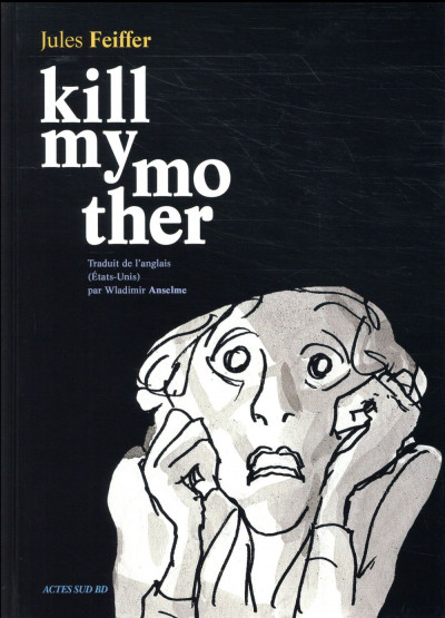 Couverture Kill my mother