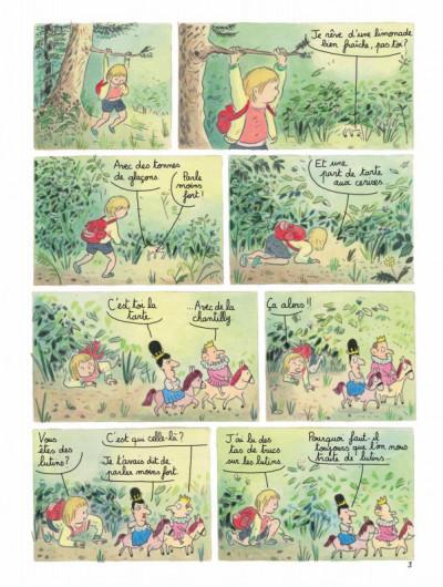 Page 3 Les vermeilles
