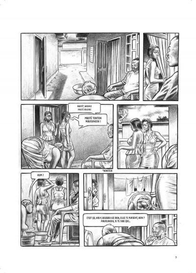 Page 3 Les dessous de pointe-noire