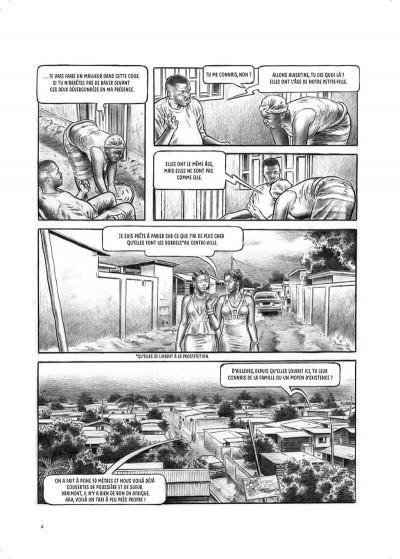 Page 4 Les dessous de pointe-noire