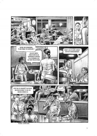 Page 5 Les dessous de pointe-noire