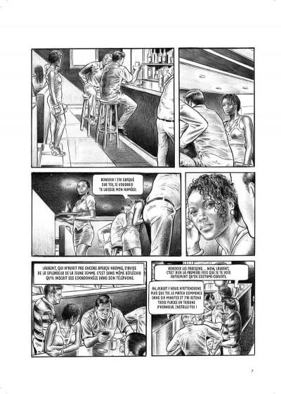 Page 7 Les dessous de pointe-noire