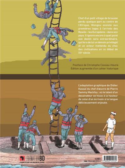 Dos Odyssée de Mongou