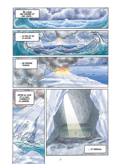 Page 1 Witch saison 2 tome 4