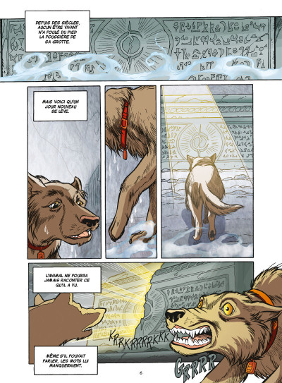 Page 2 Witch saison 2 tome 4