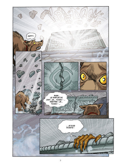 Page 3 Witch saison 2 tome 4